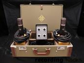 Telefunken Elektroakustik Copperhead Stereo Set