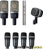 AKG Acoustics Drum Set Premium