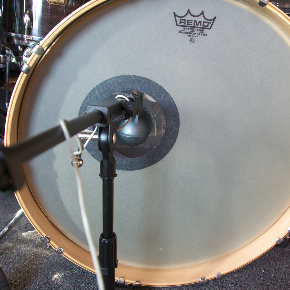 The Six Types of Kick Drum Microphones recording hacks